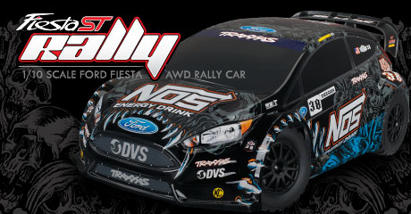 Новая модель Traxxas NOS DEEGAN 38 RALLY