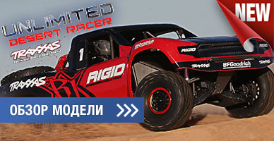 Unlimited Desert Racer – впечатляющая мощь и реализм управления
