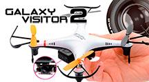 Нашумевшая новинка сезона-2014 - квадрокоптер Nine Eagles Galaxy Visitor 2 снова в продаже!