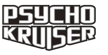 30886B 1/8 EP 4WD Psycho Kruiser VE RTR логотип