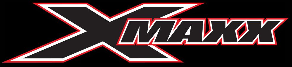 TRA77076-4 X-MAXX 4WD 1/5 логотип