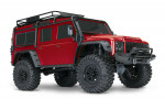 TRX-4 1/10 Land Rover 4WD Scale and Trail Crawler