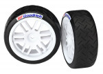 Tires and wheels, assembled, glued (Rally wheels, BFGoodrichВ® Rally tires (soft compound) (2)