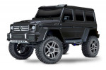 TRX-4 Mercedes G 500 1:10 4WD Scale and Trail Crawler Black