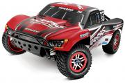 TRAXXAS 1/10 EP 4WD Slash Ultimate Brushless LOW CG TQi RTR