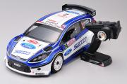 KYOSHO Радиоуправляемая машина 1:9 EP 4WD DRX VE 2010 Ford Fiesta RTR