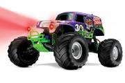 TRAXXAS  1:10 EP 2WD Grave Digger 30th Anniversary TQ RTR