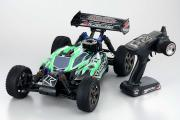 KYOSHO  1:8 GP 4WD Inferno NEO 2.0 RTR (Green)