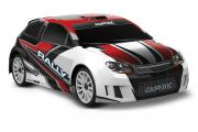 TRAXXAS Радиоуправляемая машина LaTrax Rally 1:18 4WD Fast Charger