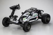 KYOSHO 1/7 GP 2WD Scorpion XXL RTR (White)