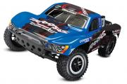 TRAXXAS 1/10 EP 2WD Slash Short Course Brushless TQi RTR