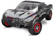 TRAXXAS 1/10 EP 4WD Slash Platinum Edition Brushless RTR