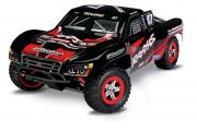 TRAXXAS 1:16 EP 4WD Slash Brushed RTR