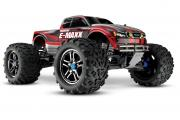 TRAXXAS Радиоуправляемая машина E-Maxx Brushless 1:10 4WD TQi Bluetooth Module Fast Charger