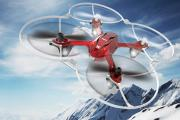 SYMA-X11 quadcopter with 6AXIS GYRO