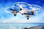 X11C quadcopter with 6AXIS GYRO (с камерой)