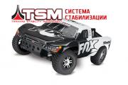 TRAXXAS Радиоуправляемая машина Slash 1:10 4WD VXL TQi Ready to Bluetooth Module Fast Charger TSM