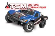 TRAXXAS Радиоуправляемая машина Slash 1:10 4WD VXL TQi Ready to Bluetooth Module Fast Charger TSM OBA