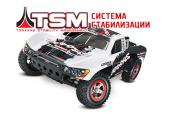 TRAXXAS Slash 1:10 2WD VXL TQi Ready to Bluetooth Module Fast Charger TSM OBA