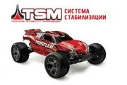 TRAXXAS Радиоуправляемая машина Rustler VXL Brushless 2WD 1:10 RTR + NEW Fast Charger TSM
