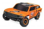 TRAXXAS Радиоуправляемая машина Slash Dakar Series Robby Gordon Gordini 1:10 2WD TQ Fast Charger