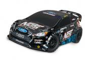 TRAXXAS Радиоуправляемая машина Rally 1:10 4WD TQi Ready to Bluetooth Module Fast Charger