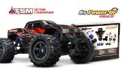 TRAXXAS X-MAXX 1/5 4WD + 8S Upgrade KIT