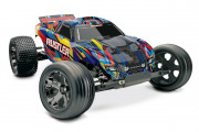 TRAXXAS Радиоуправляемая машина Rustler VXL 1:10 2WD TQi Ready to Bluetooth Module TSM