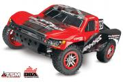 TRAXXAS Радиоуправляемая машина Slash 4x4 1:10 4WD TSM OBA TQi Ready to Bluetooth Module