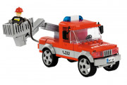 Конструктор COBI Пожарный автомобиль Articulated Boom Fire Truck