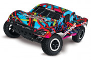 TRAXXAS Радиоуправляемая машина Slash 1:10 2WD VXL TQi Ready to Bluetooth Module TSM