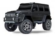 Радиоуправляемая машина TRAXXAS TRX-4 Mercedes G 500 1:10 4WD Scale and Trail Crawler