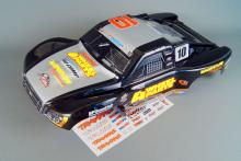 TRAXXAS запчасти Body, Slash 4X4, Greg Adler, 4 Wheel Parts (painted, decals applied)