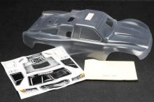 TRAXXAS запчасти Body, Slayer Pro 4X4 (clear, untrimmed, requires painting)/window masks/decal sheets