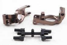 KYOSHO запчасти Aluminum Front Hub Carrier Set(L,R/Gunme