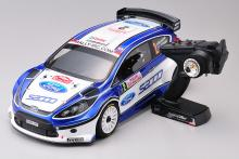 KYOSHO : 1/9 EP 4WD DRX VE 2010 Ford Fiesta RTR