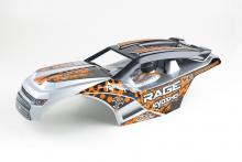 KYOSHO запчасти Completed Body Set (RAGE VE T1)