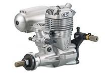"O.S. Engines ""MAX-25LA SILVER (20H) W:E-2030 SILENCER"""