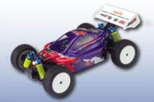 Anderson 1:18 OFF-ROAD BUGGY RTR W:2CH RADIO (JF-3509-ABH), 230V CHARGER