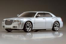 KYOSHO Mini-Z Chrysler 300C (Silver)