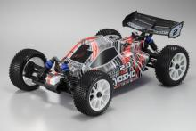 KYOSHO : 1/8 GP 4WD DBX 2.0 RTR (red)