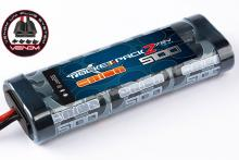 Team Orion Batteries 7.2V 5100mAh NiMH Softcase UNI plug