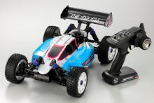 KYOSHO : 1/8 GP 4WD Inferno NEO RTR (Blue)