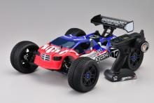 KYOSHO : 1/8 GP 4WD Inferno NEO ST RTR (Blue)