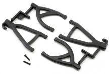 RPM 1:16 E-Revo Rear A-arms - Black