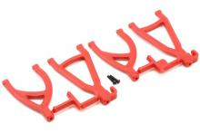 RPM 1:16 E-Revo Rear A-arms - Red