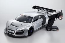 KYOSHO : 1/8 EP 4WD Inferno GT2 VE RS Audi R8 RTR