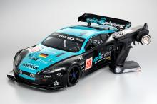 KYOSHO : 1/8 EP 4WD Inferno GT2 VE RS Aston Martin RTR