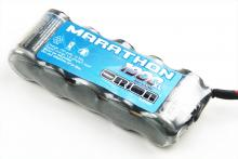 Team Orion Batteries 6.0V 1900mAh NiMH Marathon XL JST/BEC plug