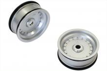 KYOSHO запчасти Front Wheel Silver Scorpion XXL